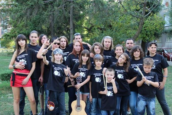 Drago Drums School и Бар Атрокс-Благотворително Парти